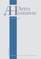 Drugi numer czasopisma naukowego Artes Humanae